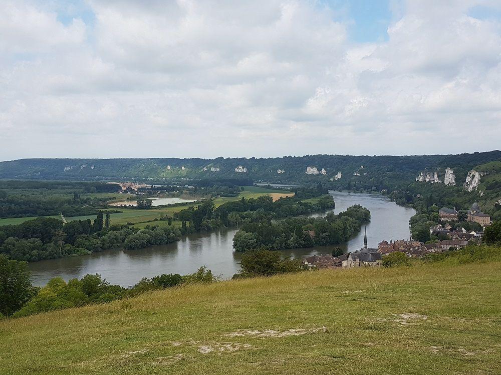 Les-Andelys-Alta-Normandia