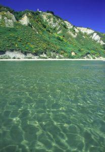 Il mare del San Bartolo