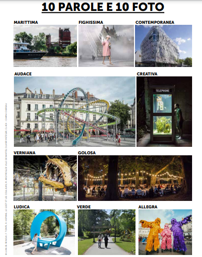Nantes in 10 parole e 10 foto