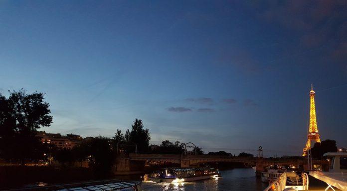 Crociera sulla Senna, da Parigi alle spiagge dello Sbarco in Normandia