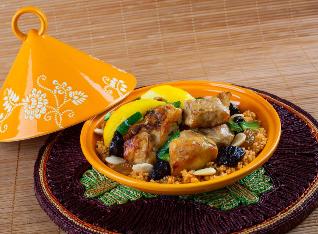 Cosa mangiare in Tunisia: Cous cous con carne di montone