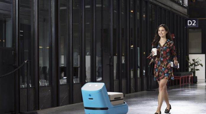 KLM_CARE-E l'assistente robot per gli scali a NY e San Francisco