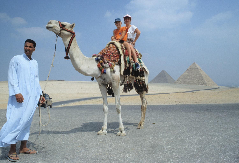 Passeggiata sul cammello - Foto di Simonetta Bonamoneta