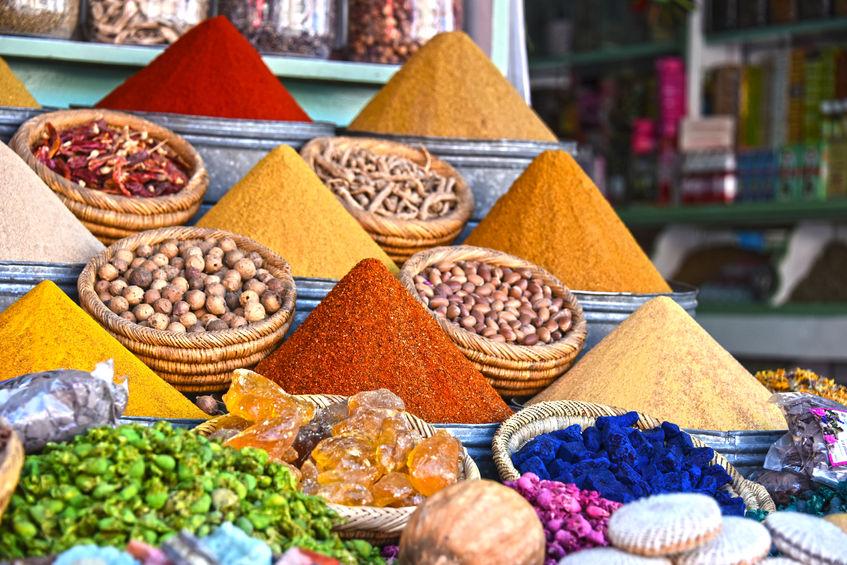 Medina di Tunisi - Spezie e dettagli del Suq