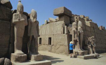 Tempio a Tebe - Foto di Simonetta Bonamoneta
