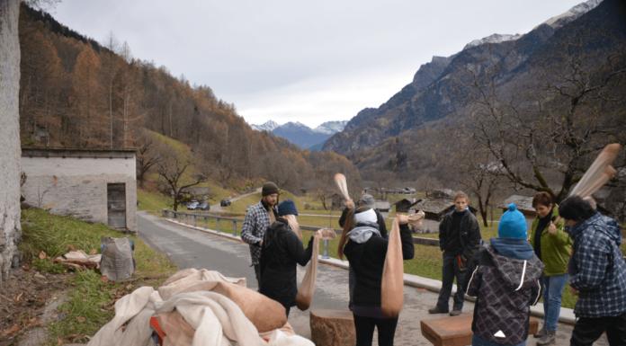 Festival della Castagna in Val Bregaglia, Svizzera