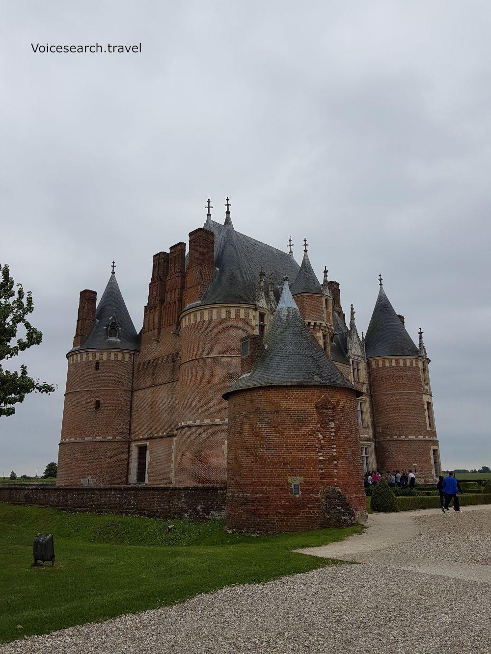 Chateau-de-Martainville