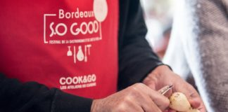 Bordeaux S.O Good festival gastronomia 16-18 novembre 2018
