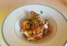 Cosa mangiare a Lisbona: Insalata di polpo croccante, la ricetta di Chef Gaspar