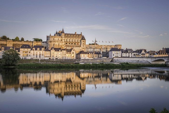 Castello di Amboise - Valle della Loira #VivaLeonardo2019 #RenaissanceS