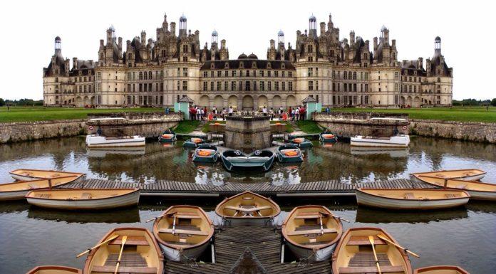 Tecnologia della realtà aumentata nei castelli della Loira che festeggiano 500 anni di Leonardo da Vinci
