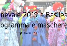 Carnevale 2019 a Basilea, programma e maschere