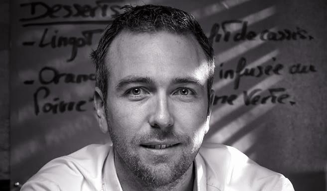 Daniel Gallacher, un giovane chef scozzese trapiantato a Bordeaux
