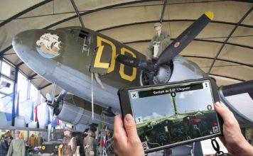 Realtà aumentata per i 75 anni dello Sbarco in Normandia