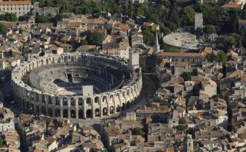 Arles, tra l'antico e il contemporaneo