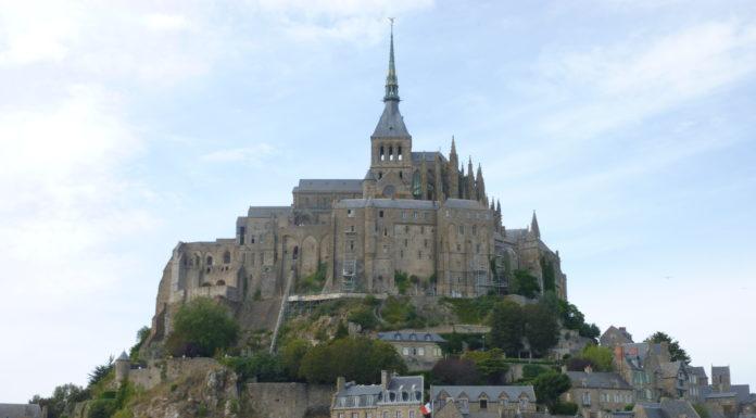 Mont Saint Michel -Bretagna