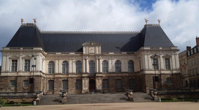 Rennes_Parlamento di Bretagna