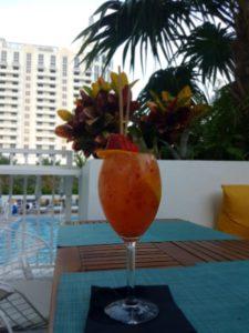 Deck sixtheen -Miami