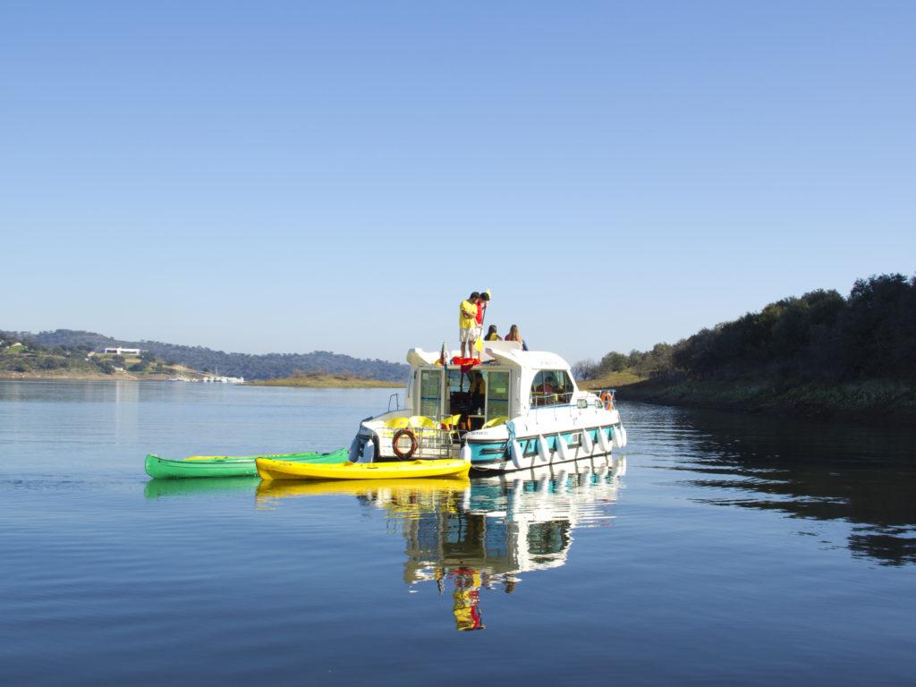 Alqueva lake - Credit Turismo Alentejo