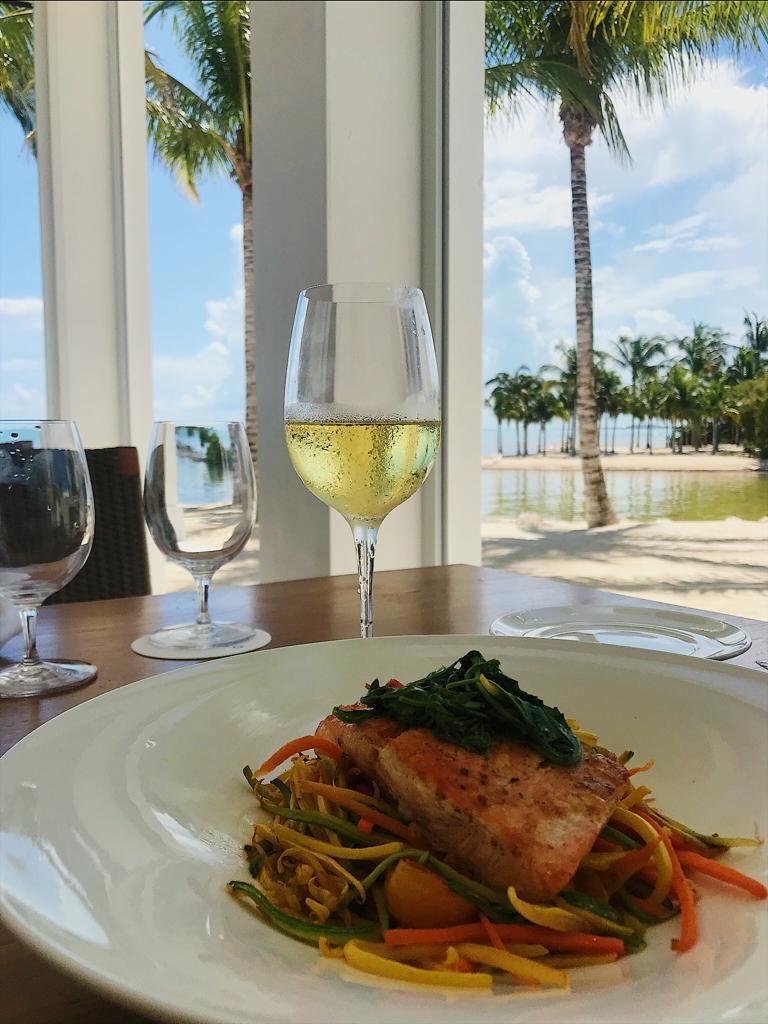 Il Postino ristorante a Isla Bella Resort _Marathon