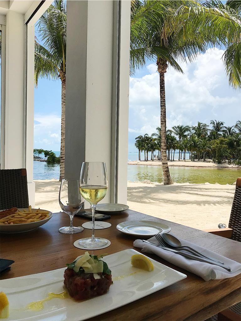 Il Postino ristorante a Isla Bella Resort _Marathon_ Florida Keys