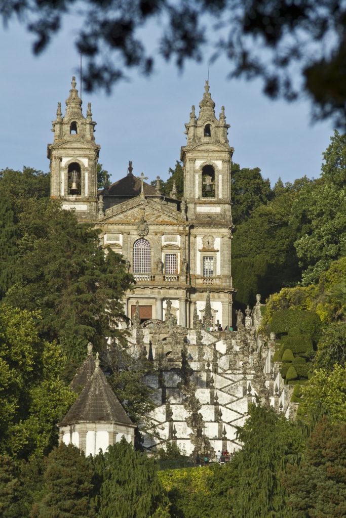 Santuario del Bom Jesus - Braga