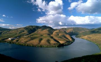 Valle del Douro - paesaggio