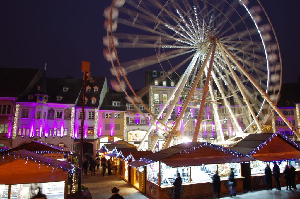 Mulhouse, mercatini natalizi