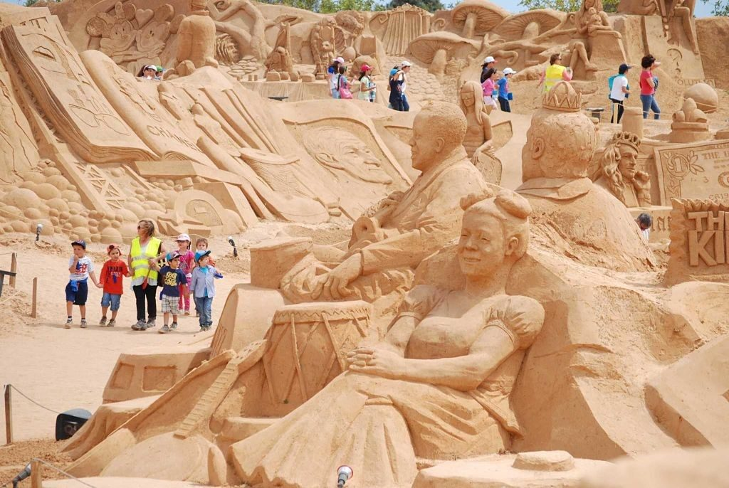 Sand City - Portogallo