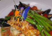 corvina special - Riverpark Terrace