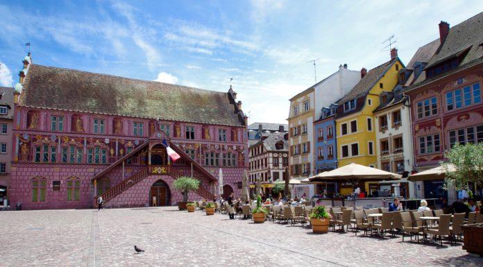 Mulhouse, place de la réunion