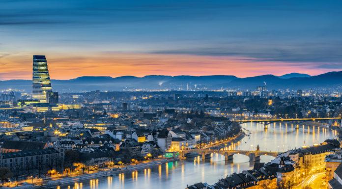 Basilea, Svizzera - Photo di Andreas Gerth