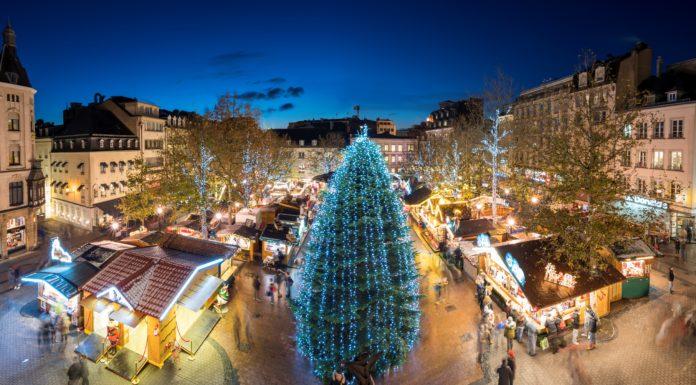 Natale in Lussemburgo - photo Alfonso Salgueiro