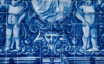 Azulejos, Porto - Portogallo