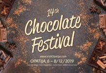 Festival del cioccolato - Opatija