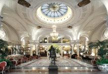 Hôtel Hôtel de Paris - Lobby - Principato di Monaco