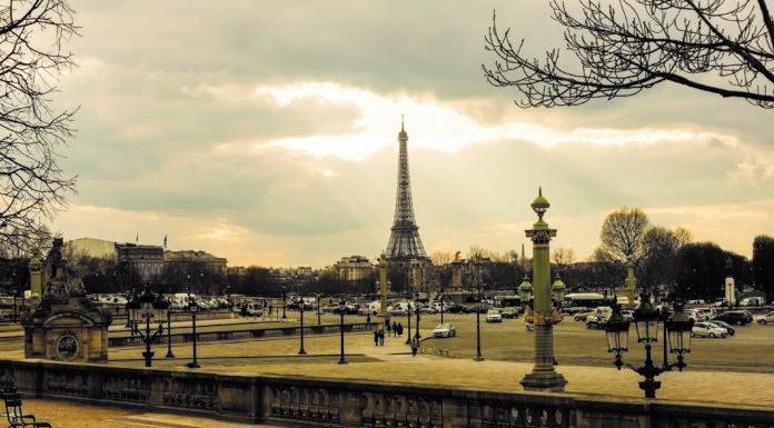 Parigi -Tour Eiffel