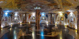 Sala dei Metalli, Hall of Metals, Templi dell'Umanità, Temples of Humankind, Damanhur