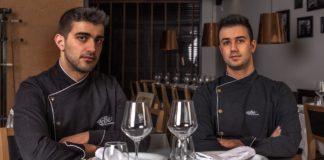 Carlos e Pietro Torres_Ristorante Elebe_Porto