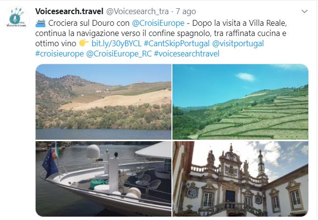 Crociera sul Douro da Porto a Salamanca con Croisi Europe_Villa Reale