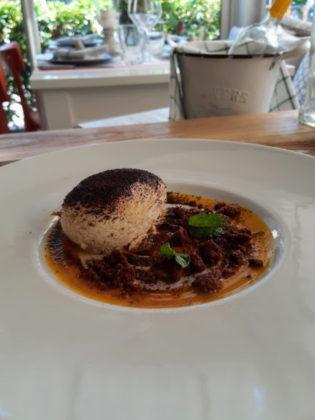 Fano_Ristorante Cile's_ dessert cioccolato