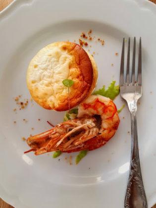 Fano_ristorante Cile's_flan di ricotta
