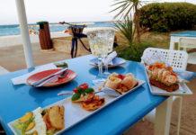 Goodies, aperitivo sulla spiaggia Sassonia di Fano