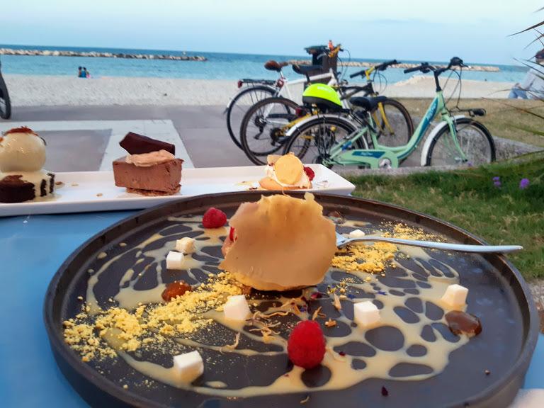 Dessert da Goodies, ristorante a Fano