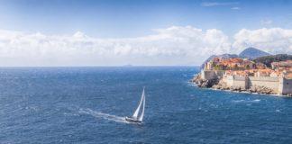 Dubrovnik barca a vela Hrvoje Serdar