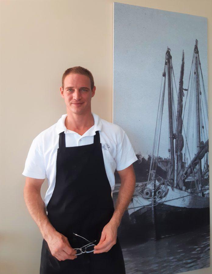 Ristorante Almare a Fano_ Chef Antonio Scarantino