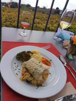 Quinta das Vinhas - ristorante