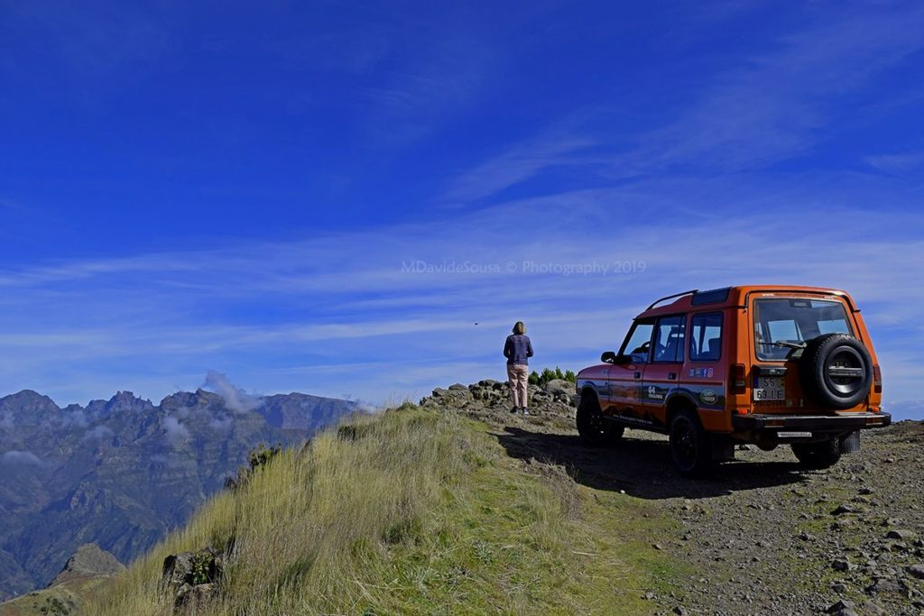 Jeep tour con Discovery Island Madeira