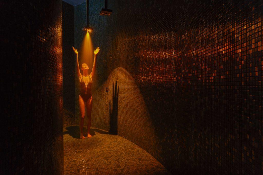 Savoy Palace spa - docce sensoriali