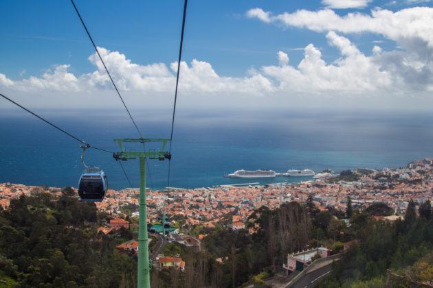 Madeira Clean & Safe_Teleferico do Monte_ Teleferica Funchal